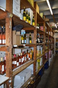 afhaalmagazijn wijnenwereld stelling
