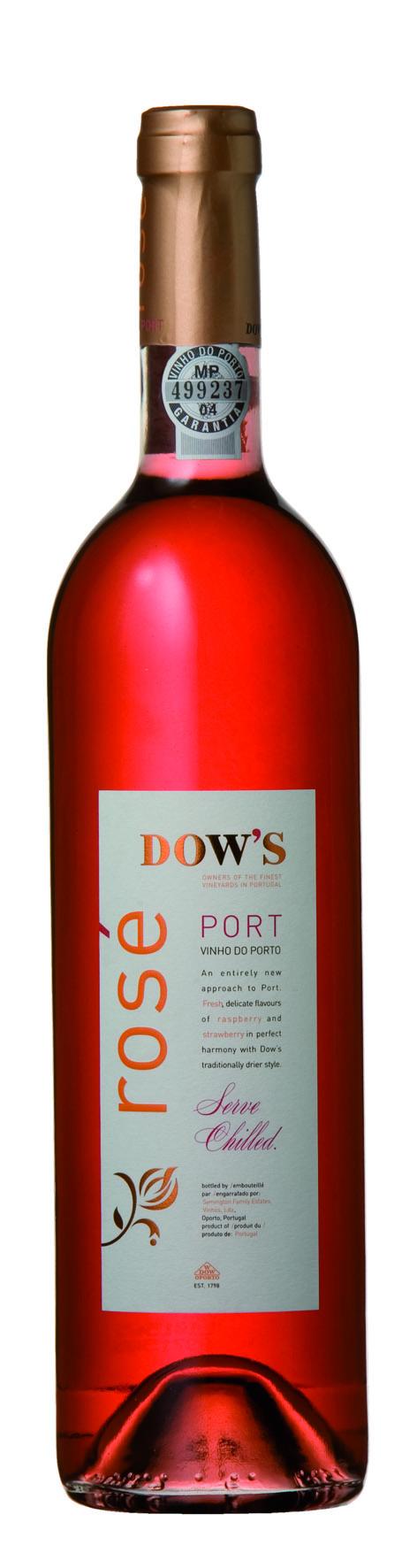 DOW's Rosé Port
