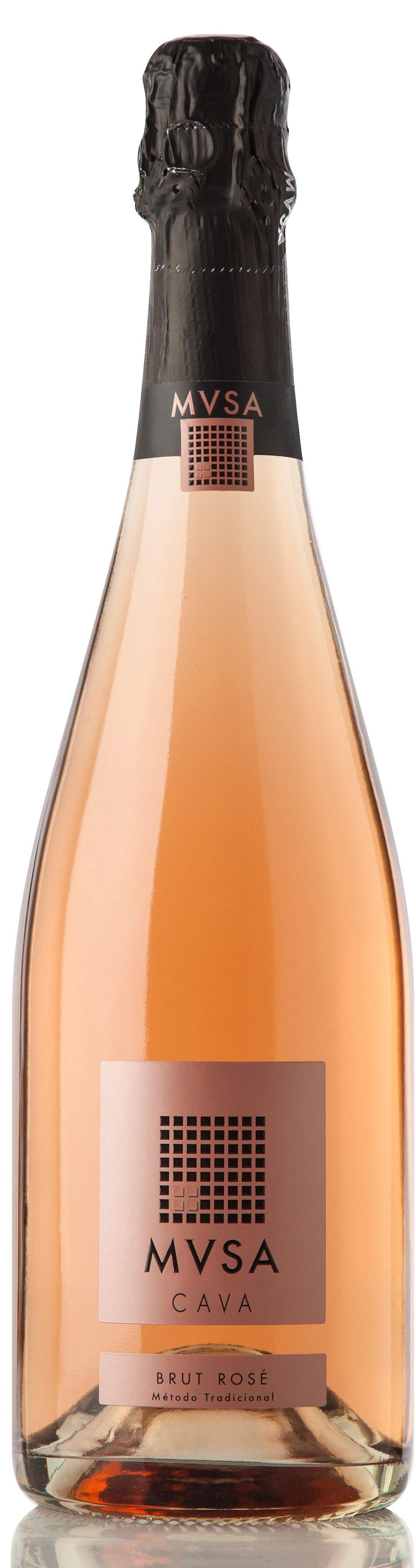 MVSA Cava Brut Rosé