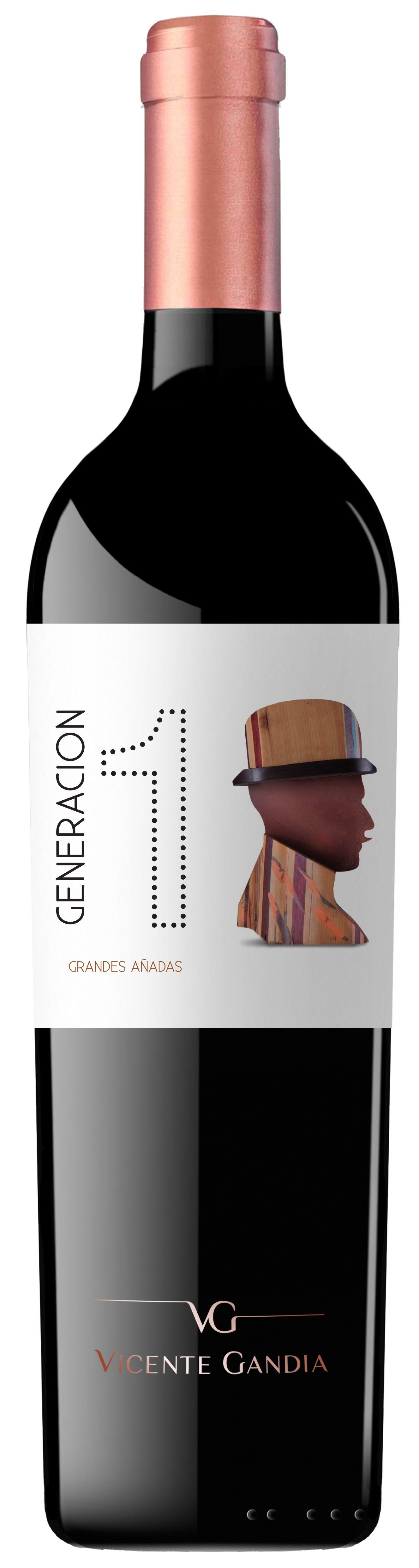 Vicente Gandia Generacion 1