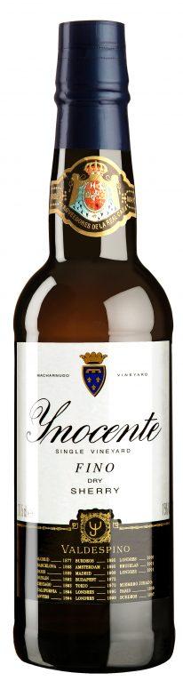 Valdespino Inocente Fino Dry Sherry