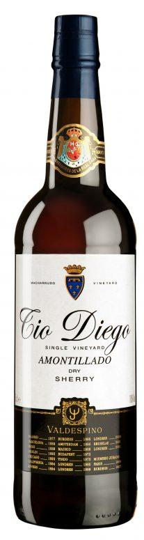 Valdespino Tio Diego Amontillado Dry Sherry