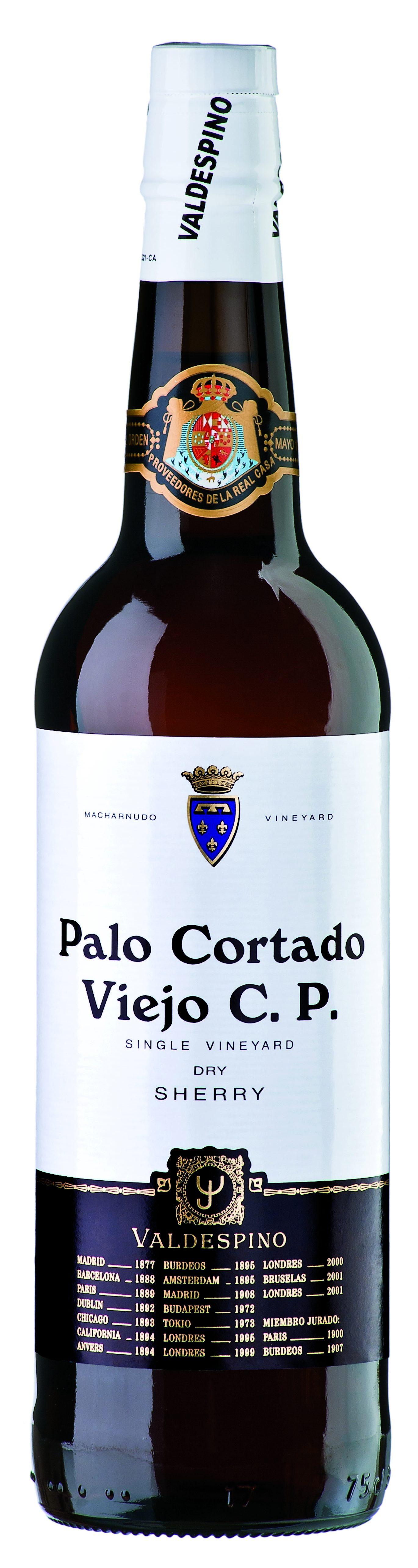 Valdespino Palo Cortado Viejo C.P. Dry Sherry