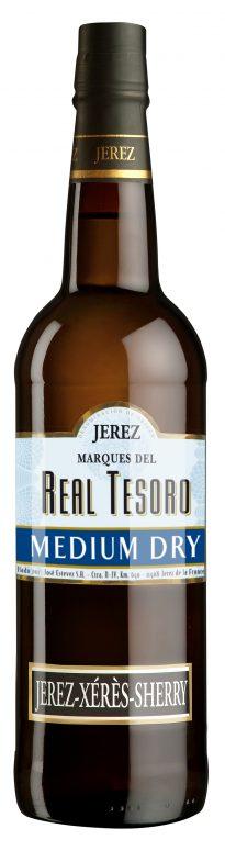 Valdespino Real Tesoro, Medium Dry