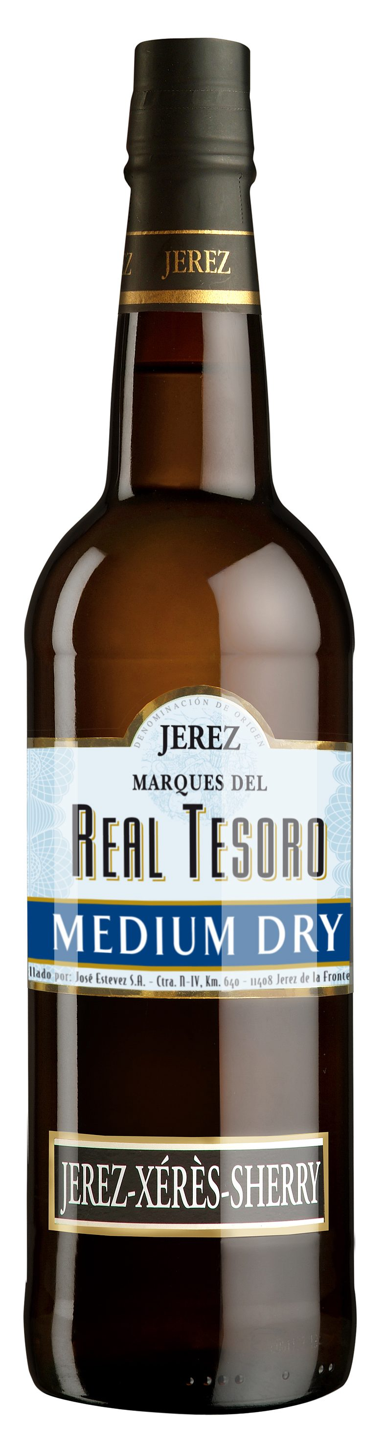 Valdespino Real Tesoro, Medium Dry