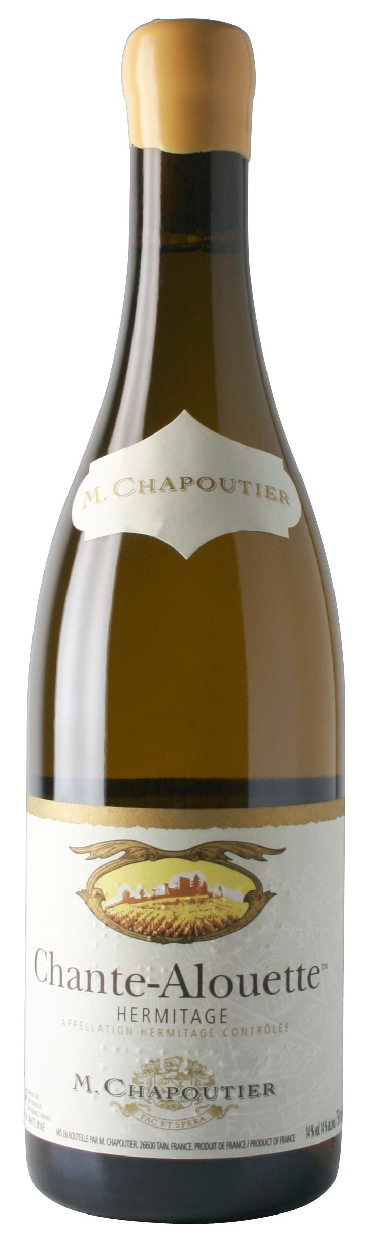 """M. Chapoutier Hermitage """"Chante Alouette"""""""