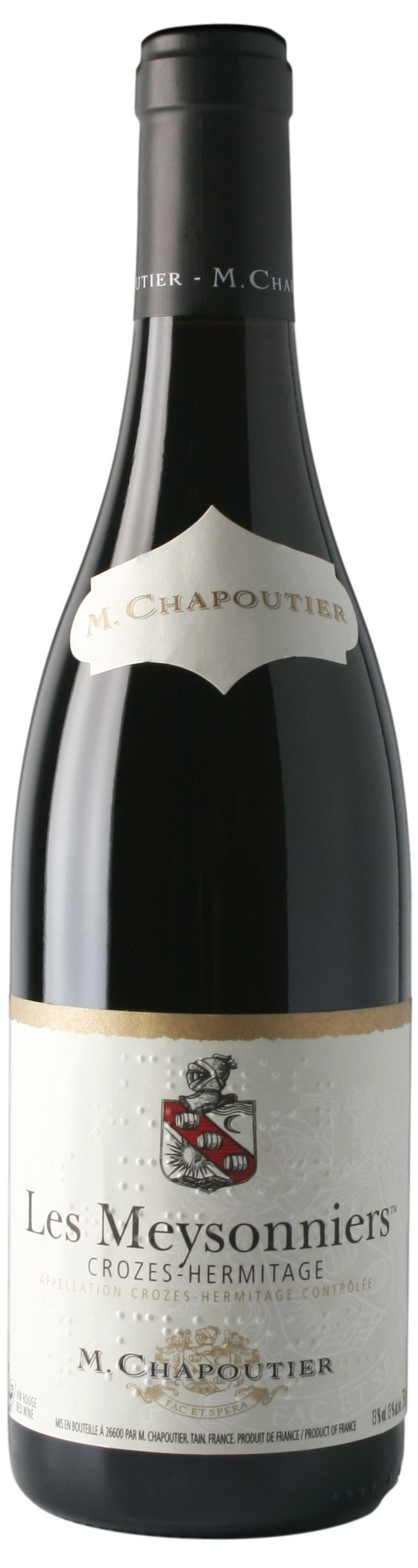 """M. Chapoutier Crozes-Hermitage """"Les Meysonniers"""" Rouge"""