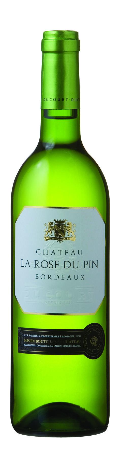 Château La Rose du Pin Blanc