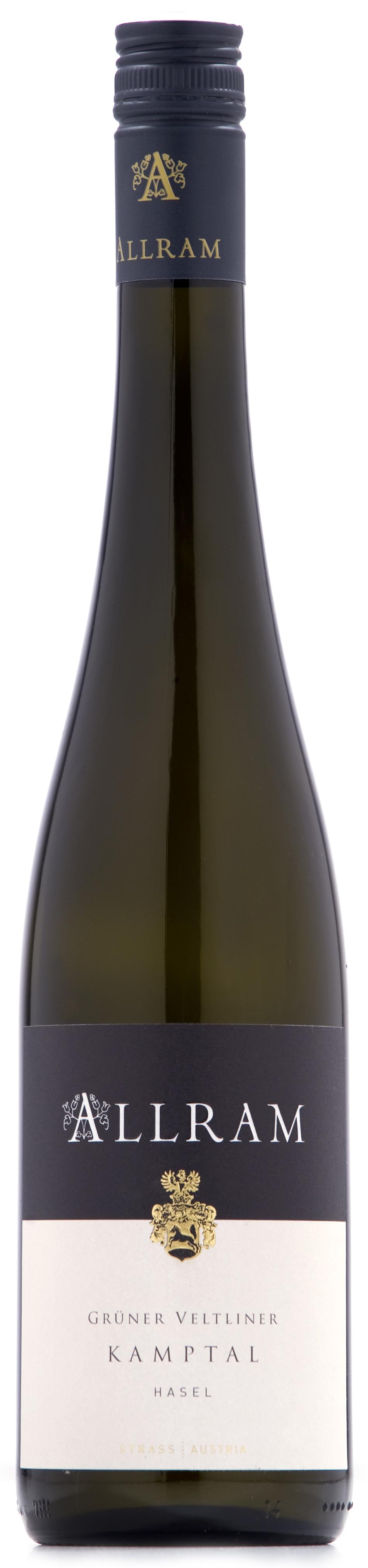 Weingut Allram Grüner Veltliner, Hasel