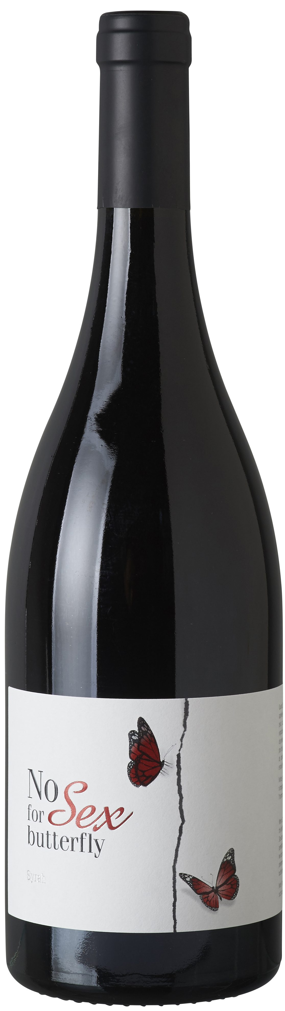 Château de Valcombe No Sex for Butterfly Syrah