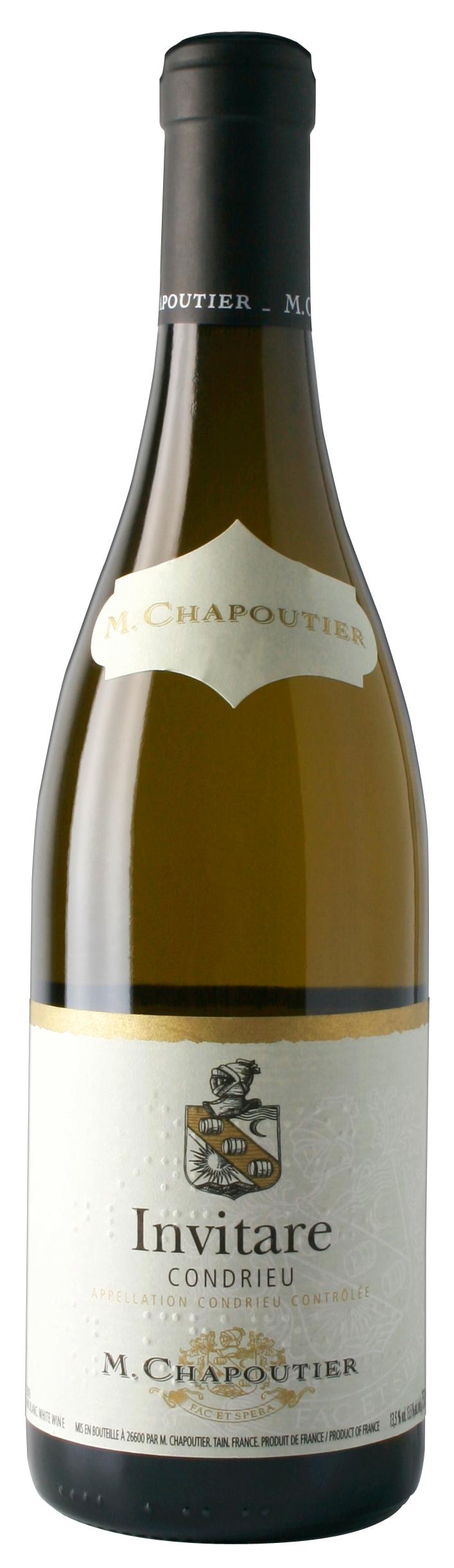 """M. Chapoutier Condrieu """"Invitare"""""""
