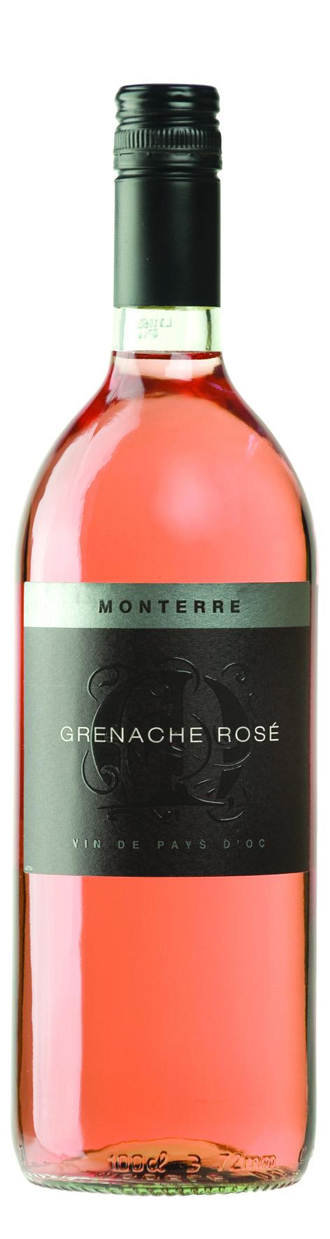 Monterre, Grenache Rosé