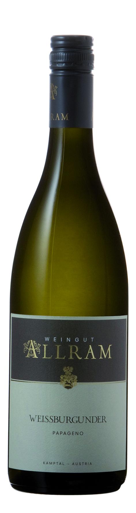 Weingut Allram Weissburgunder, Papageno