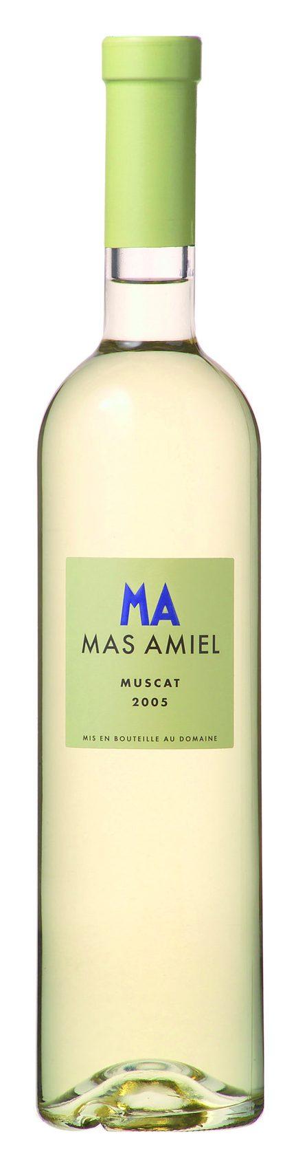 Domaine Mas Amiel Muscat de Rivesaltes