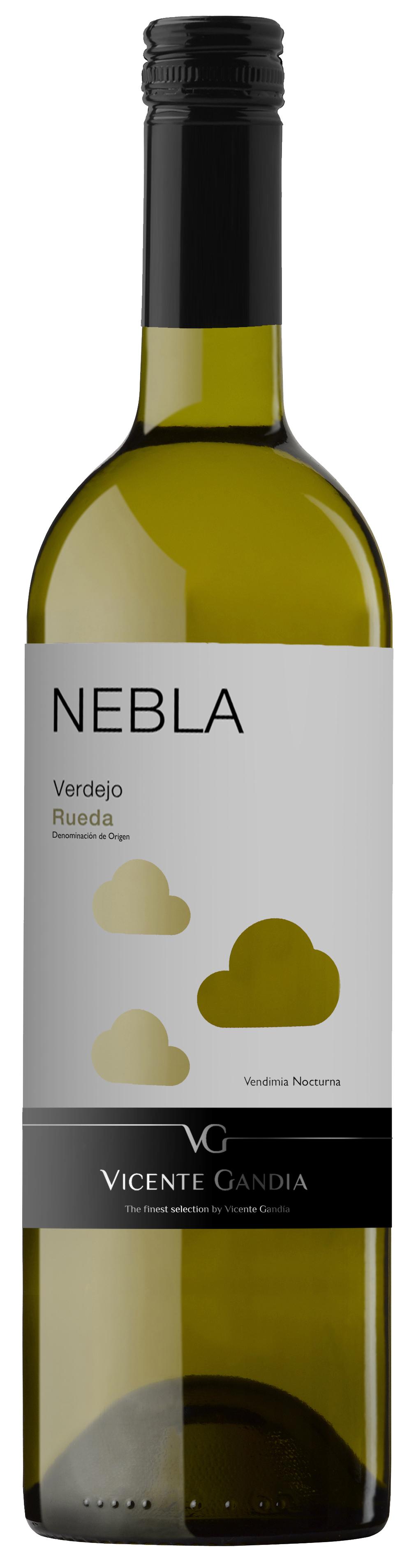 Vicente Gandia Nebla, Verdejo