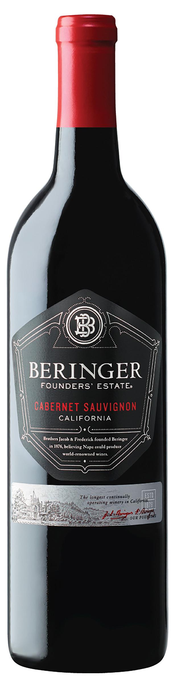 Beringer Founders' Estate, Cabernet Sauvignon