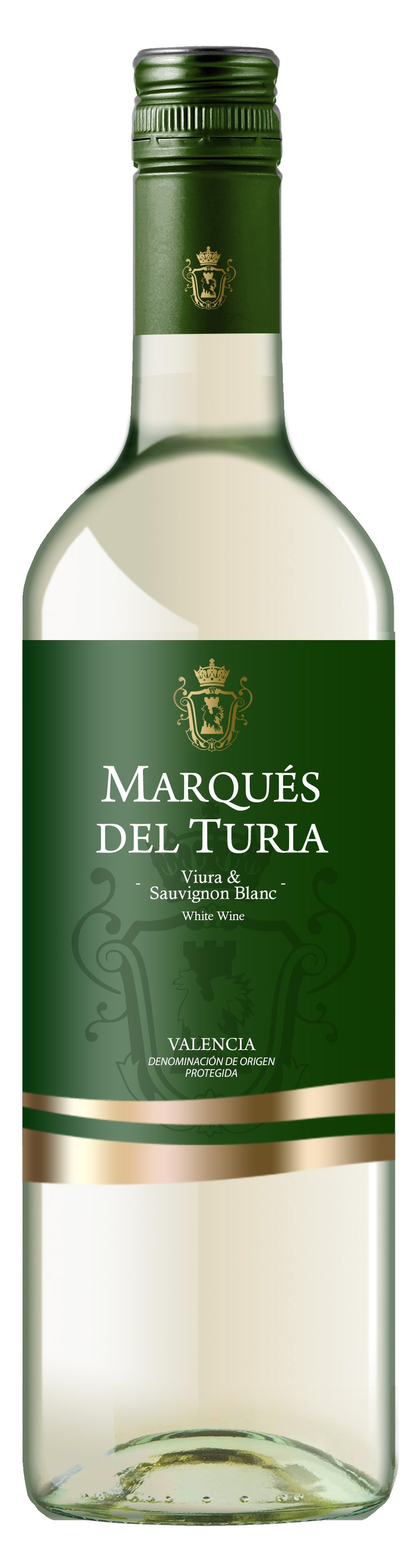 Vicente Gandia Marques del Turia Blanco