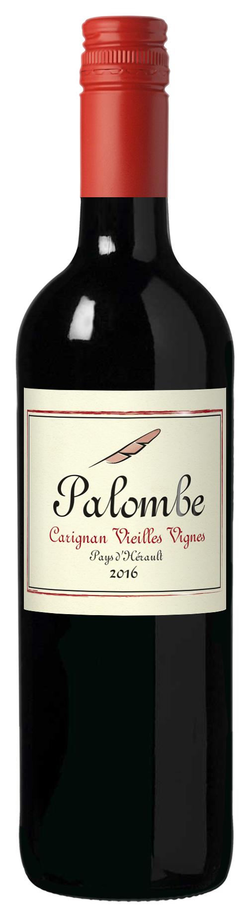 Palombe Rouge