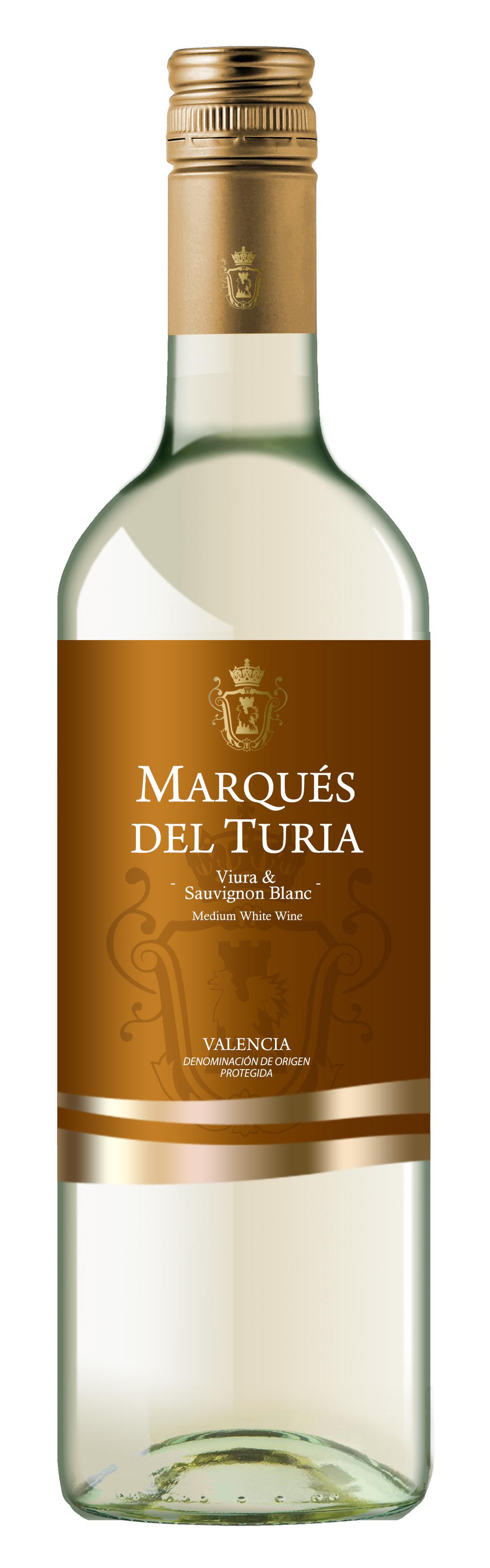 Vicente Gandia Marques del Turia Medium White