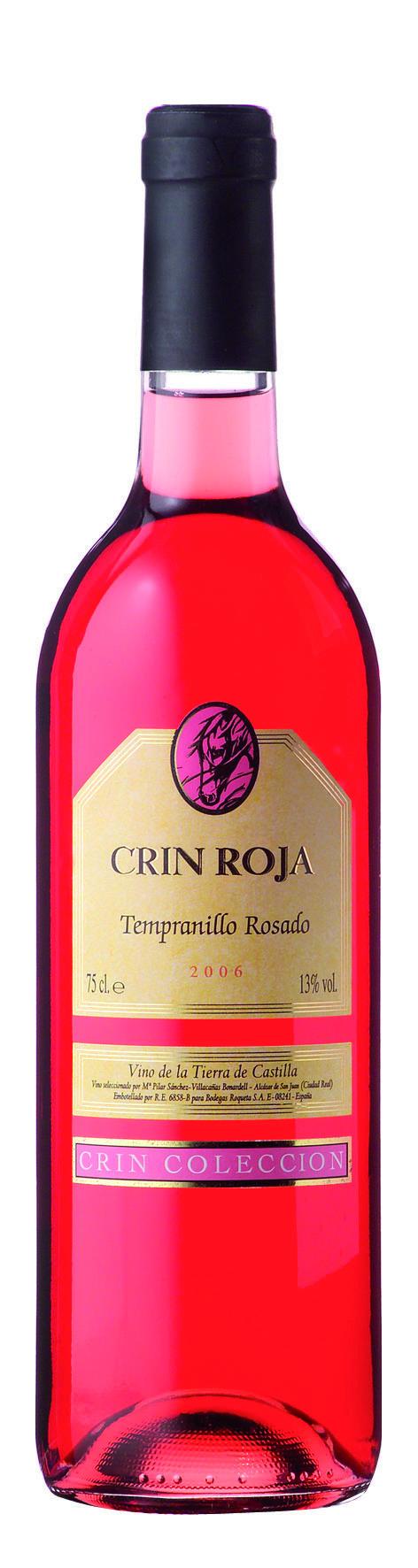 Crin Roja, Rosado