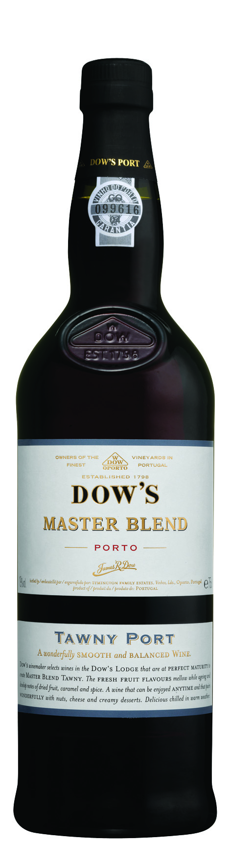DOW's Masterblend Tawny Port