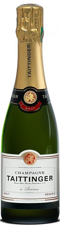 Champagne Taittinger Brut Réserve 0.375 ltr