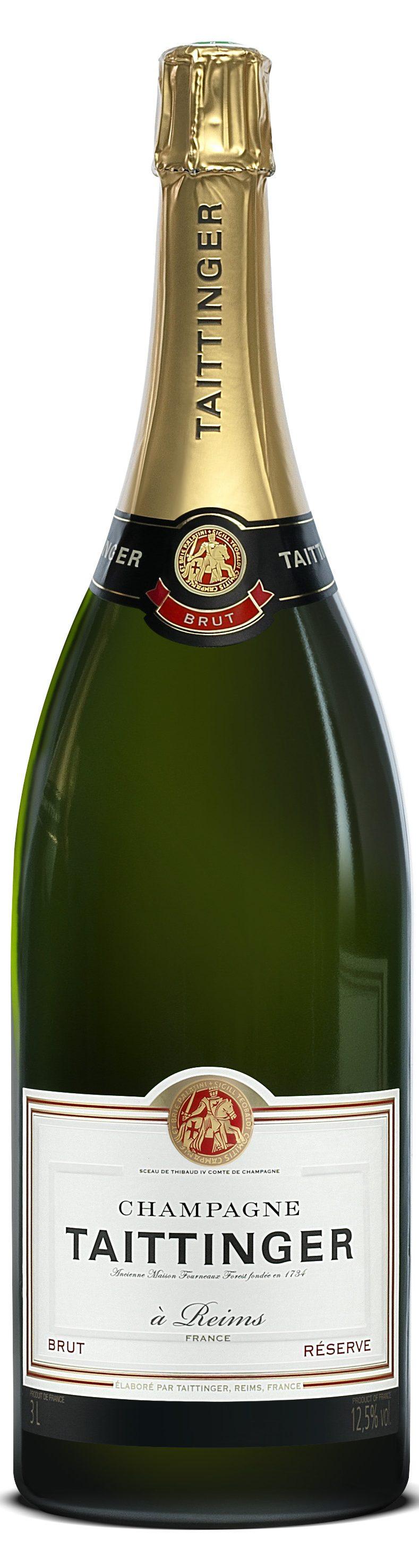 Champagne Taittinger Brut Réserve Jeroboam