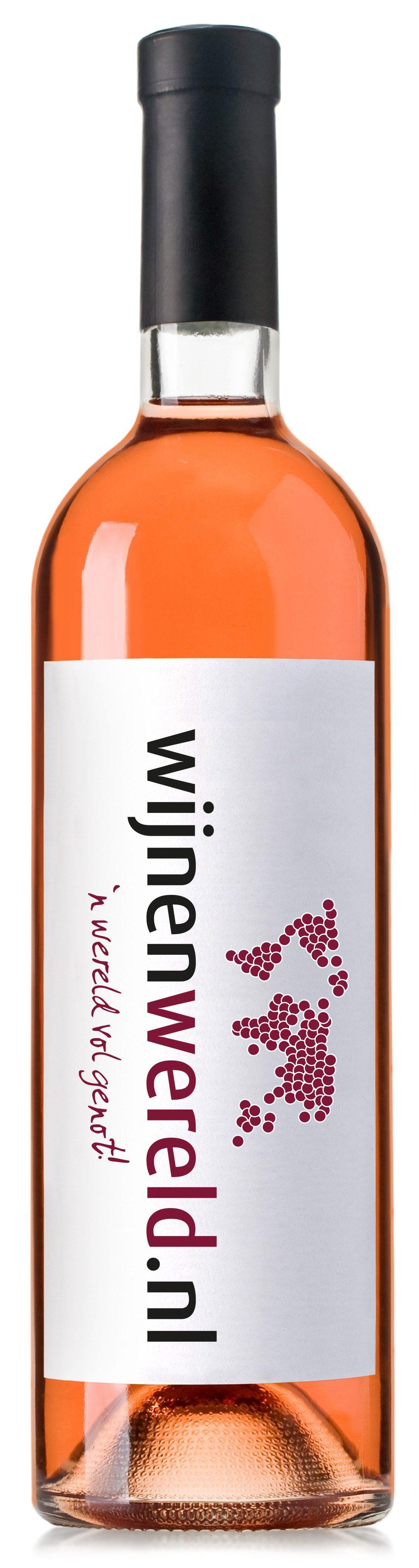 Geen afbeelding rose wijn