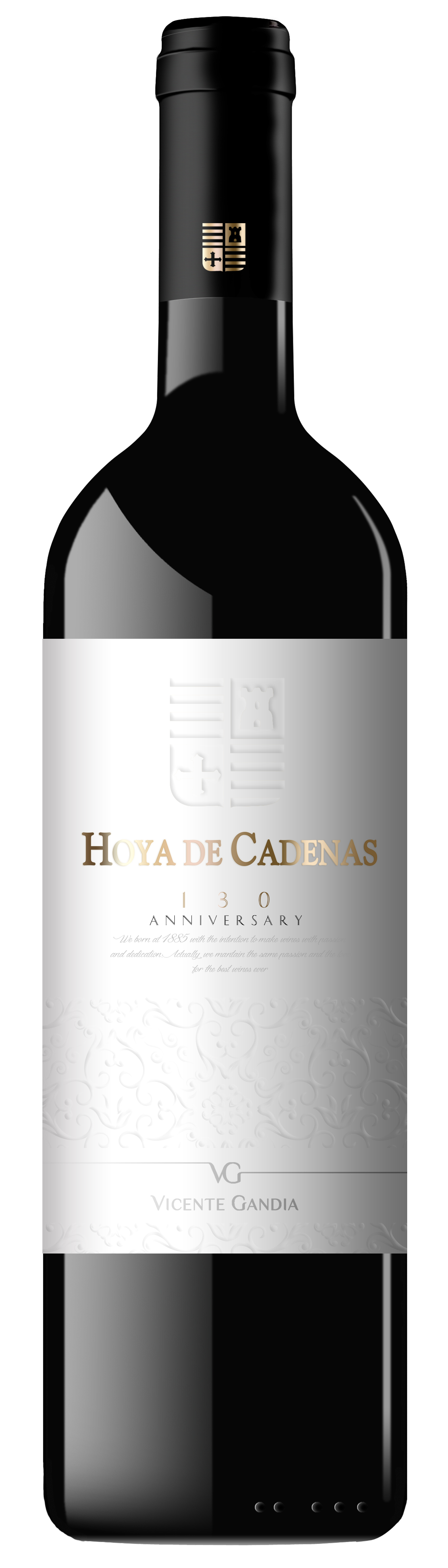 Vicente Gandia Hoya de Cadenas 130 Tinto