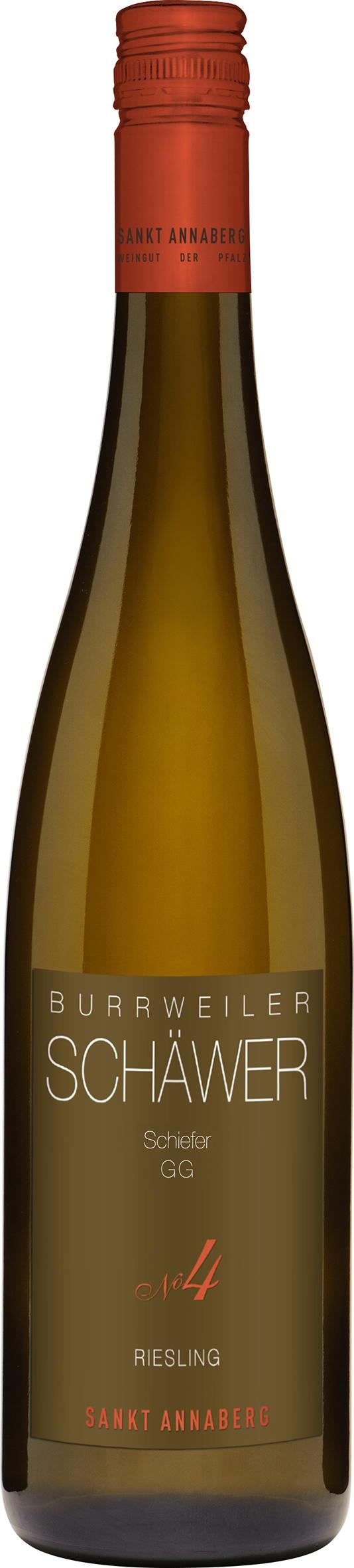 Weingut Sankt Annaberg Burrweiler Schawer Schiefer No.4