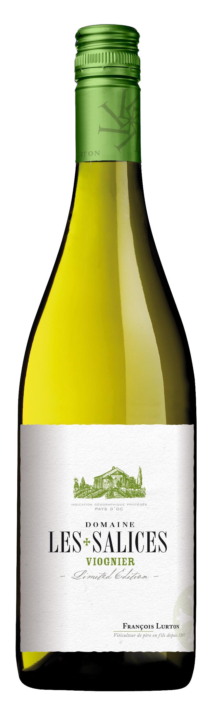Francois Lurton Domaine Les Salices Viognier