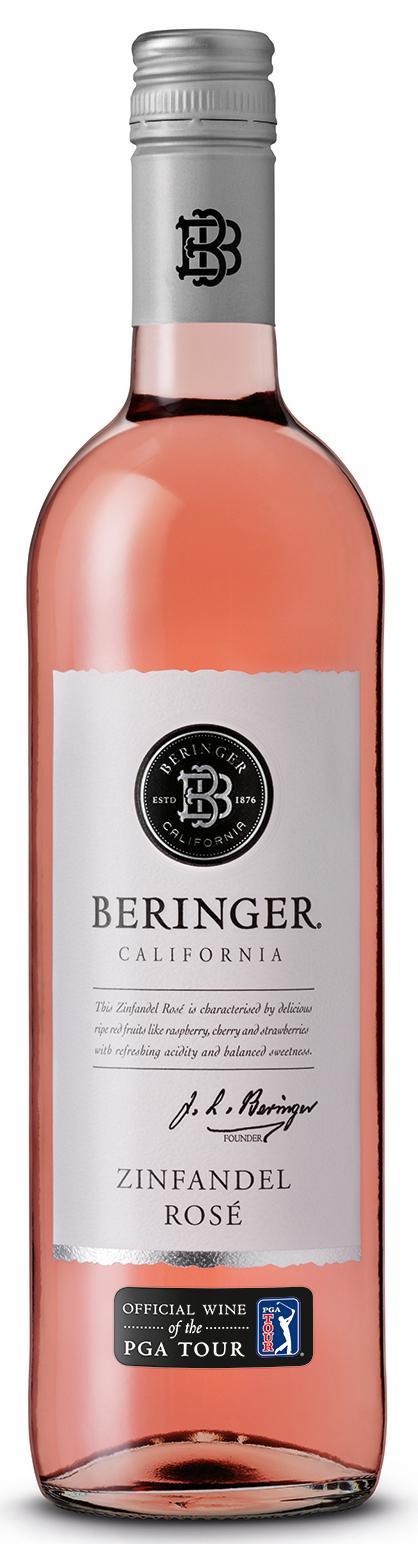 Beringer Classic, Zinfandel Rosé