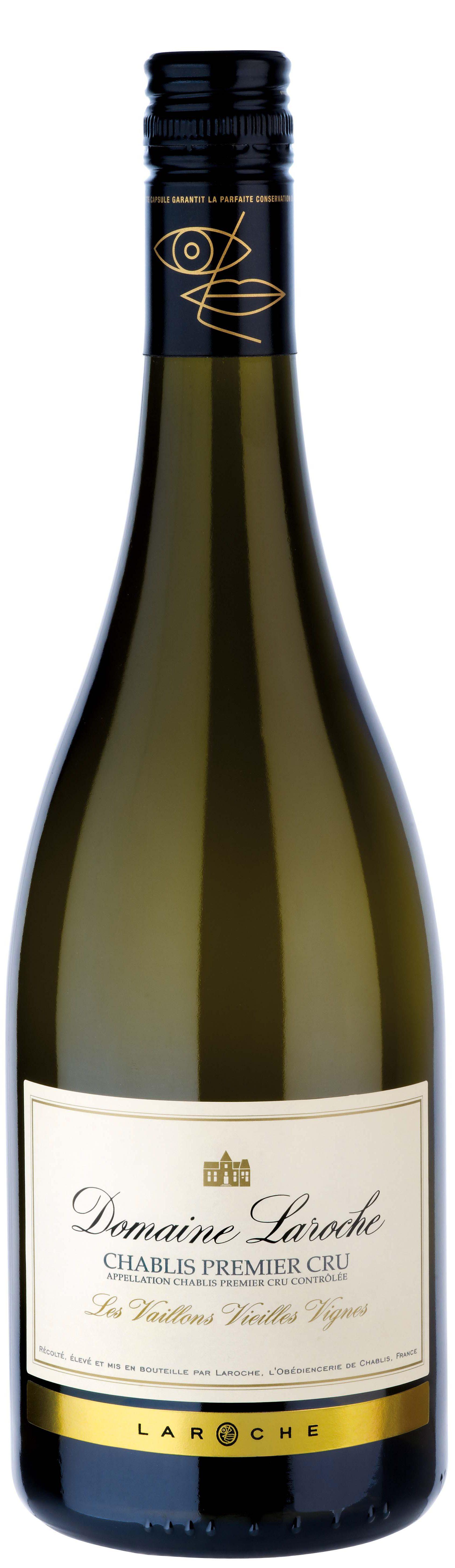 Laroche Chablis Premier Cru Les Vaillons, Vieilles Vignes