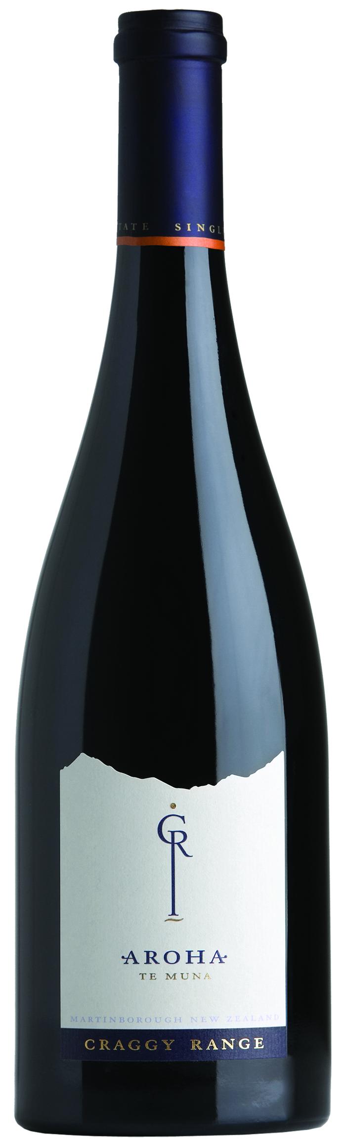 Craggy Range Aroha Pinot Noir Te Muna Road Vineyard