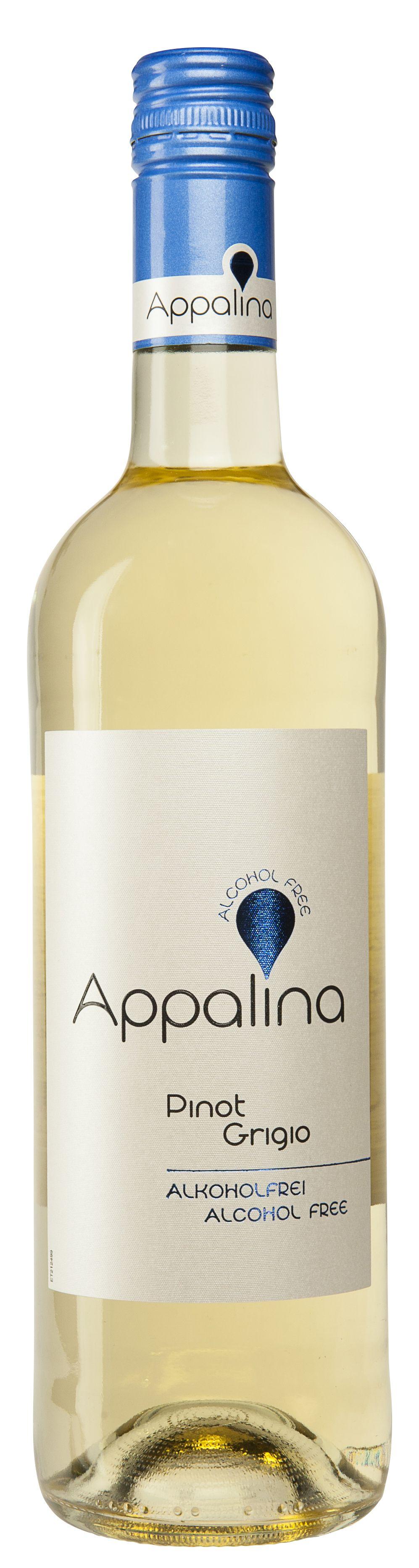Appalina Pinot Grigio, Non Alcohol