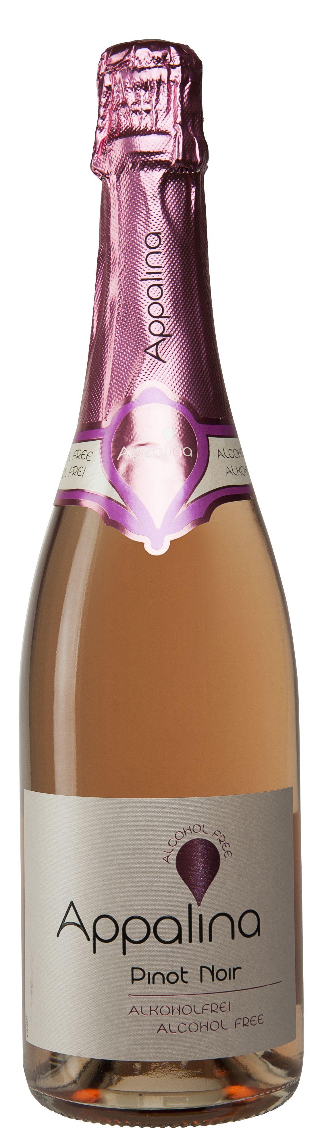 Appalina Sparkling Rosé, Non Alcohol