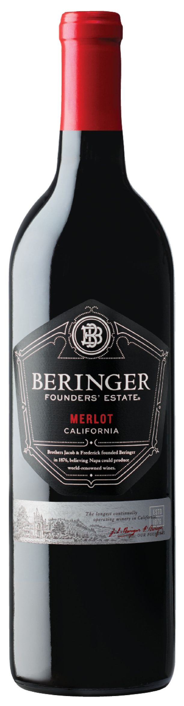 Beringer Fouders Estate Merlot