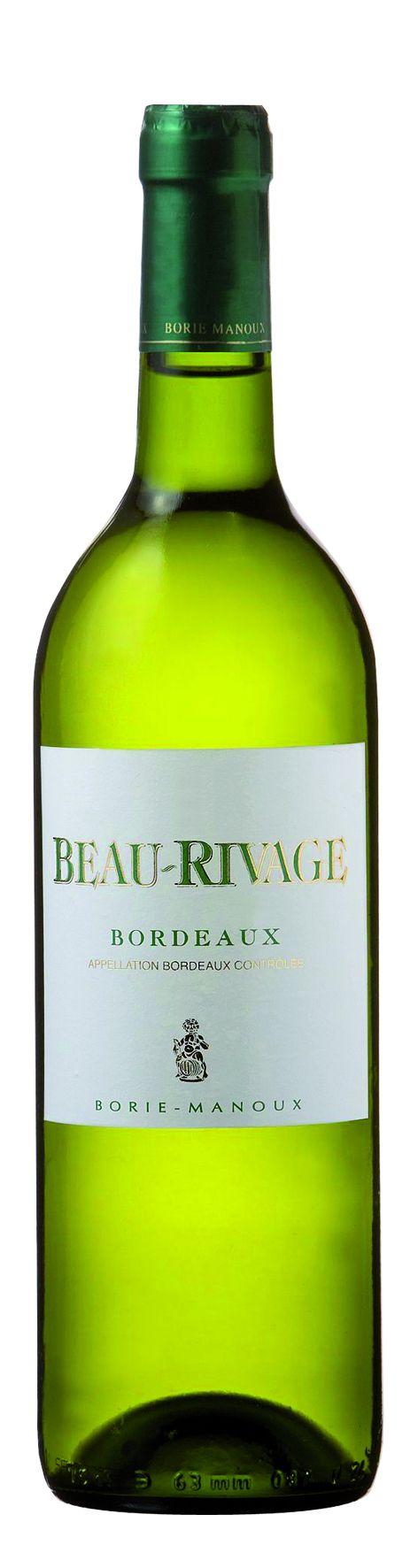 Borie-Manoux Beau-Rivage Bordeaux Blanc