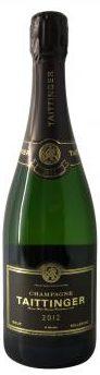 Champagne Taittinger Brut 2012 Millesime 2012