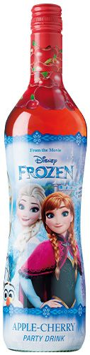 Disney Frozen Apple Cherry