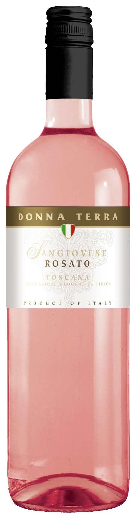 Donna Terra Rosato
