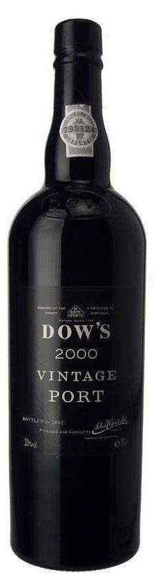 Dow's Vintage Port 2000