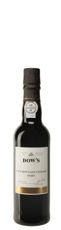 Dow's late bottle vintage port 0,375l