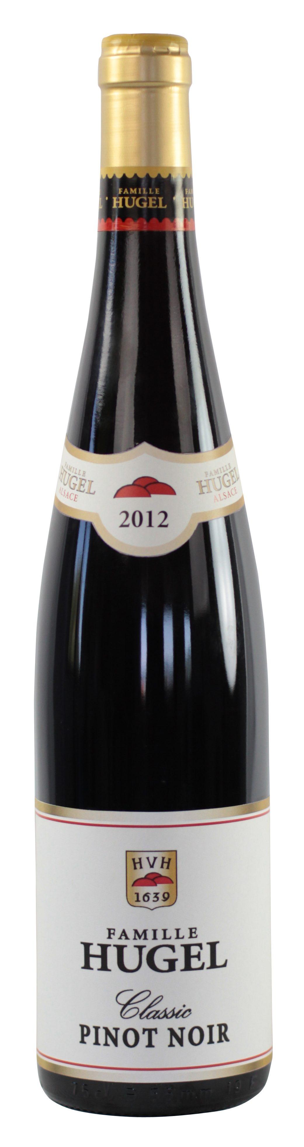 Famille hugel classic pinot noir 2012