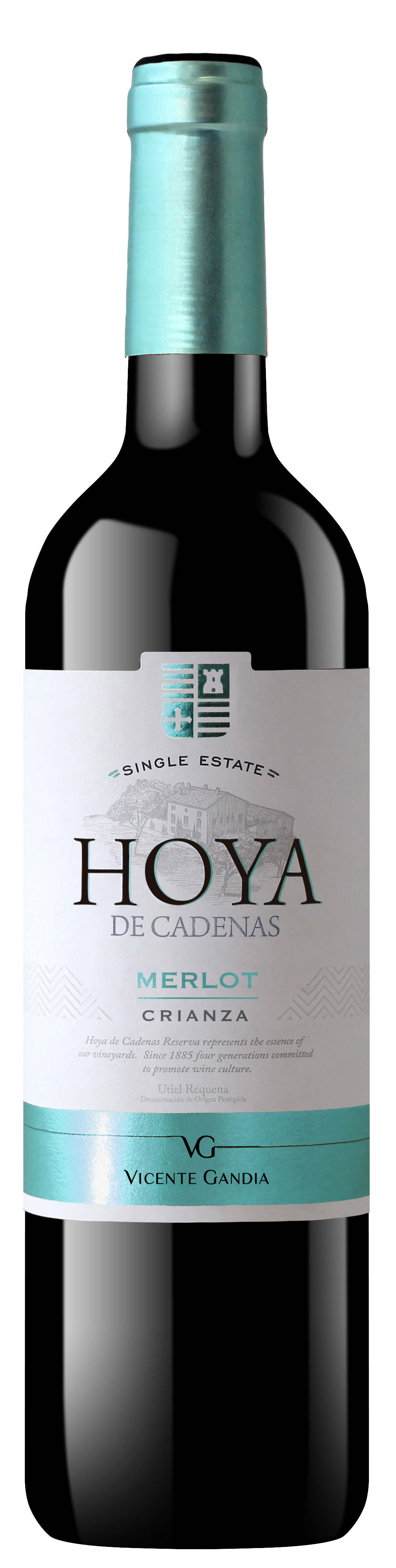 Hoya de Cadenas Merlot Crianza