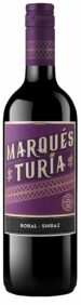 Marques Turia Tinto Bobal Shiraz
