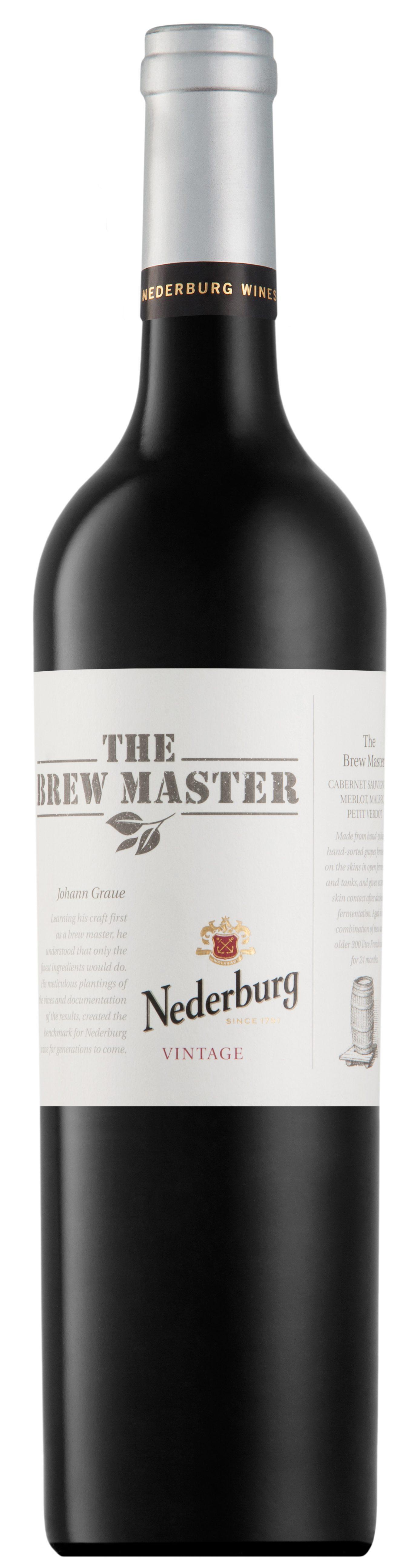 Nederburg Heritage Heroes, The Brew Master