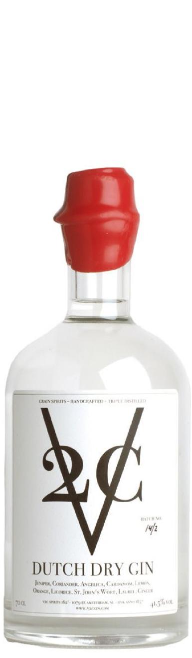 V2C Classic Dutch Dry Gin