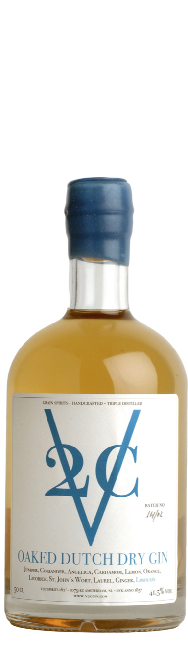 V2C Oaked Dry Gin