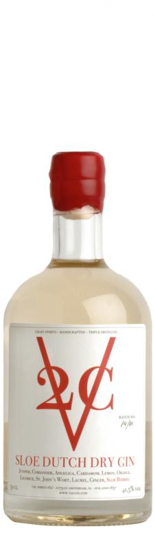 V2C Sloe Dutch Dry Gin
